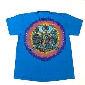 Grateful Dead TieDie Skeleton Shirt